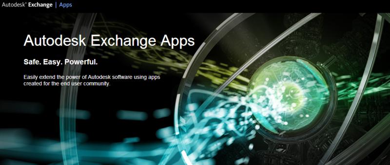 ADSK Exchange Apps Banner