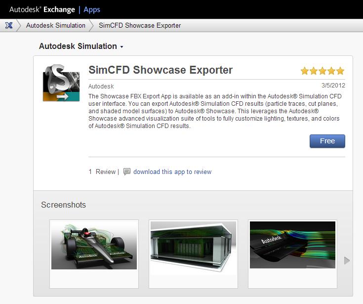 SimCFD Showcase Exporter