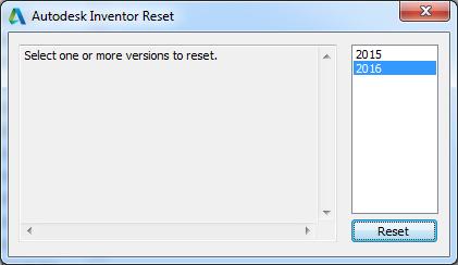 InventorReset