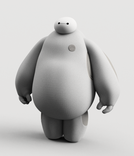 BayMax_Cloud Render